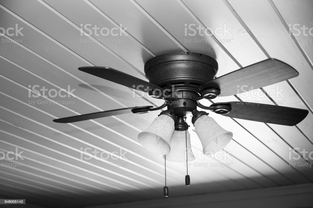 Ceiling Fan Stock Photo Download Image Now Istock