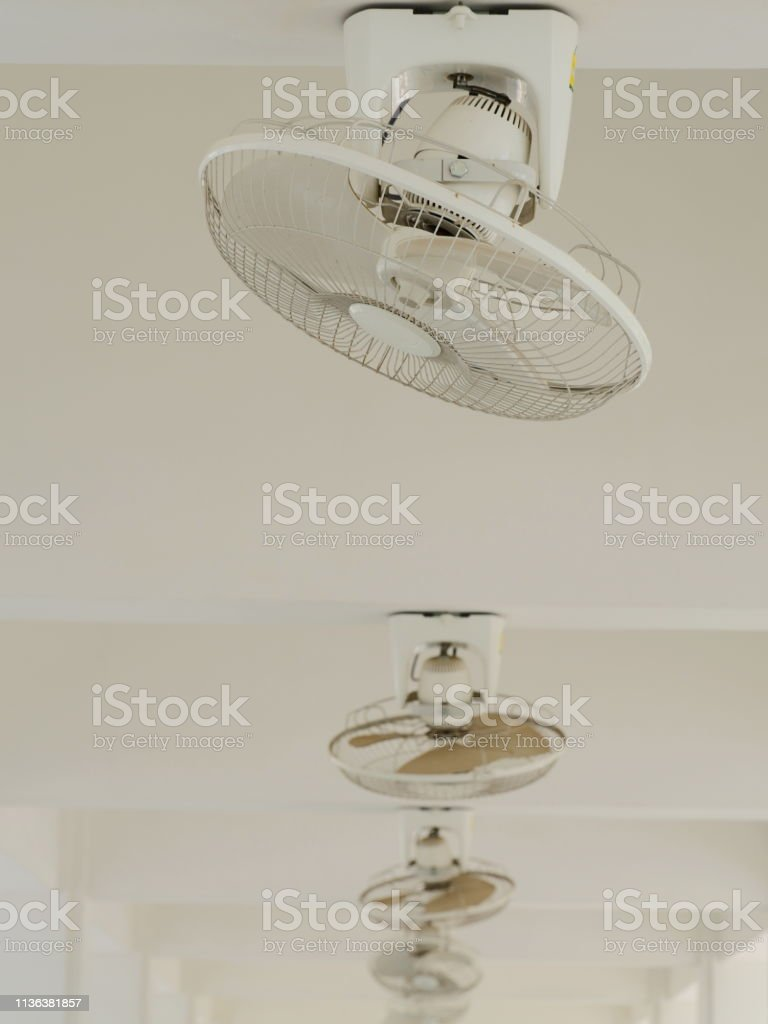 Ceiling Fans Vintage Style Stock Photo Download Image Now Istock