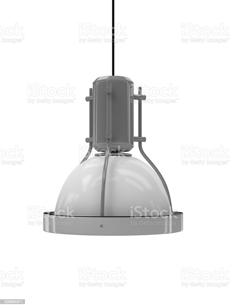 ceiling lamp stock photo