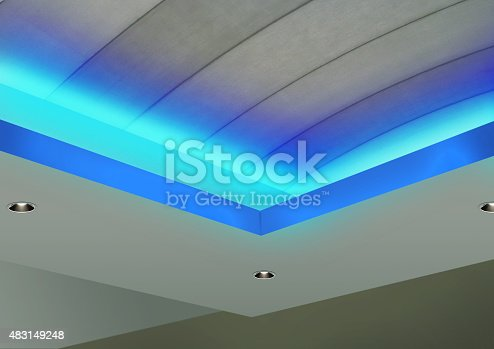 istock LED Ceiling Light 483149248