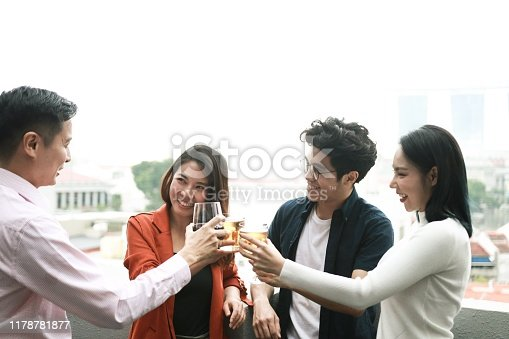 938516440 istock photo Celebrate a Co-worker 1178781877