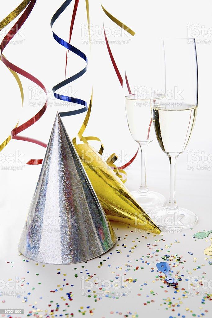 Celebrate royalty-free stock photo