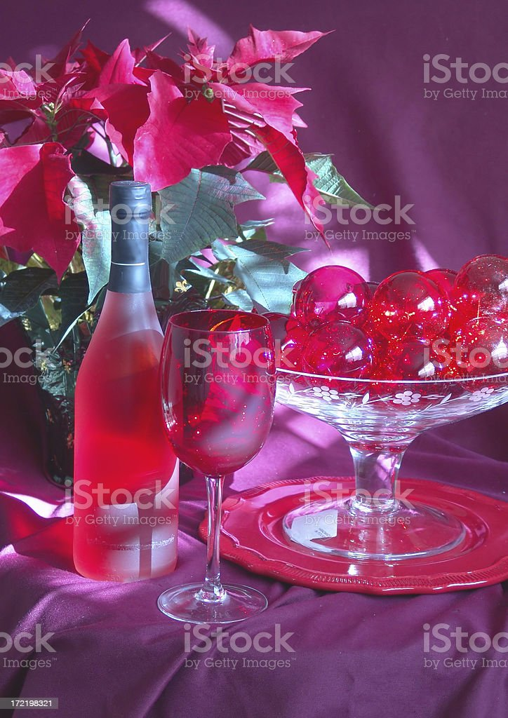 Celebrate the New Year royalty-free stock photo