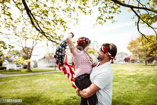 istock celebrate the us holiday with dad 1158345593