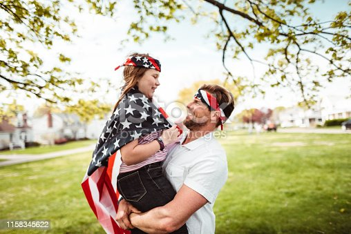 istock celebrate the us holiday with dad 1158345622