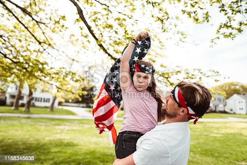 istock celebrate the us holiday with dad 1158345635
