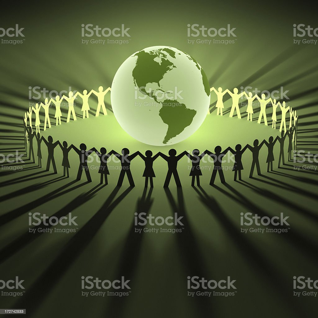 Celebrate the World (Americas) XXL royalty-free stock photo