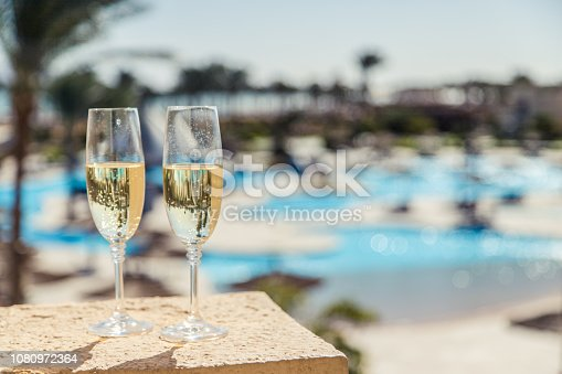 istock celebrate while traveling. Summer photo. Selective focus. 1080972364