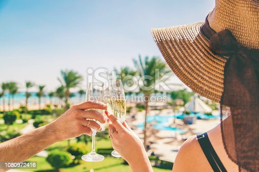 istock celebrate while traveling. Summer photo. Selective focus. 1080972416