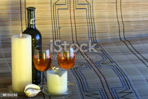 Celebrating At The Beach Stock Photo & More Pictures of Alcohol