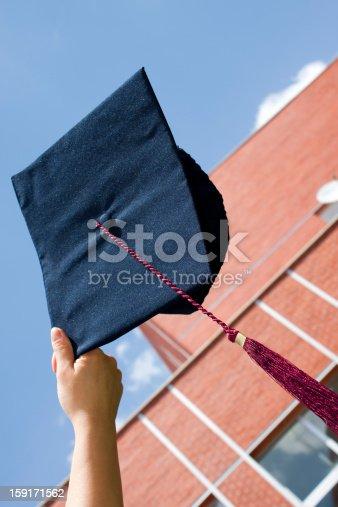 959532468 istock photo Celebrating graduation 159171562