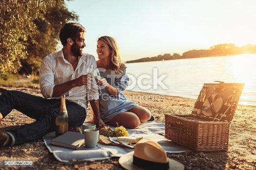 istock Celebrating love 969623636