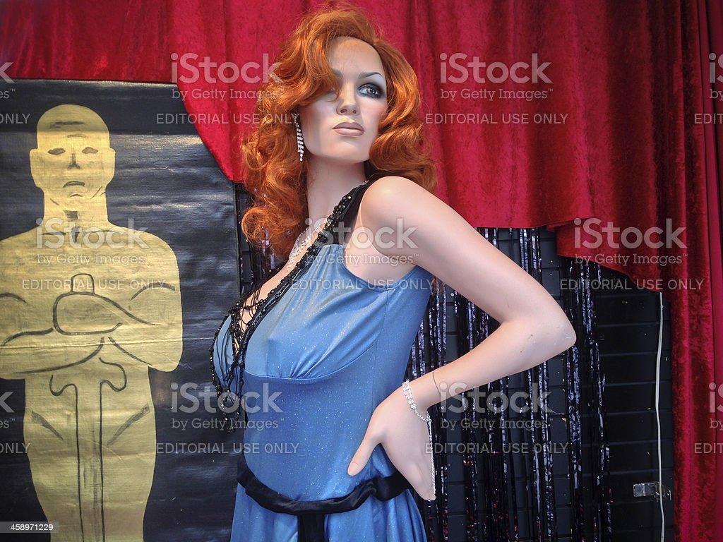Per festeggiare gli Oscar a Toronto - foto stock