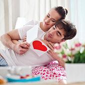 istock Celebrating Valentine' Day 156972153