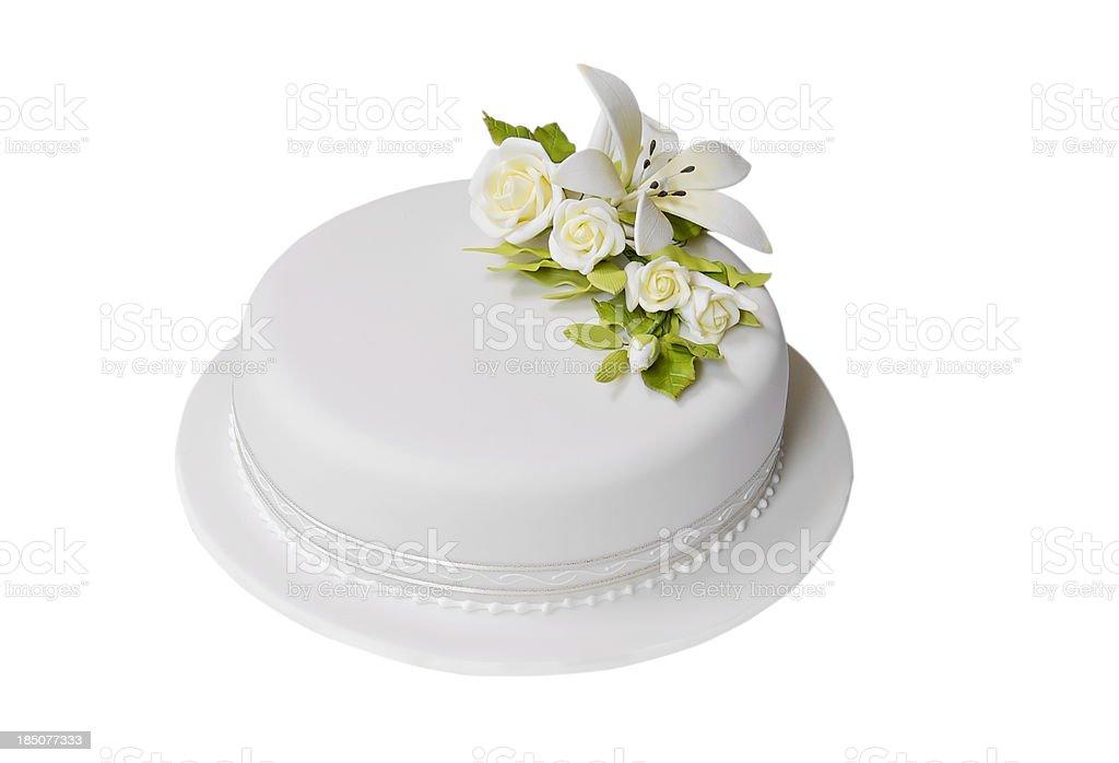 Celebration Cake stock photo