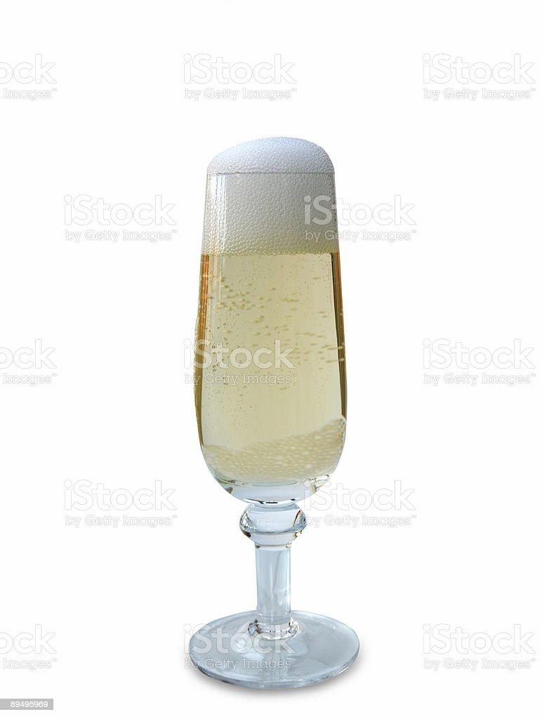 Celebration Champagne royaltyfri bildbanksbilder