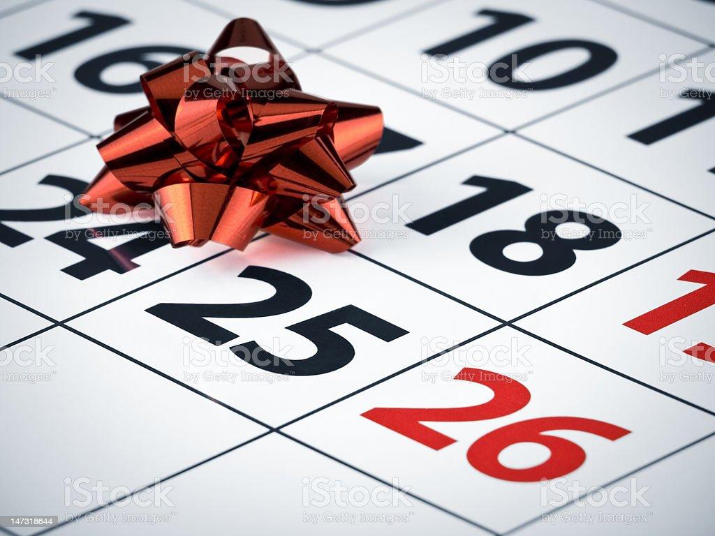 Celebration date royalty-free stock photo