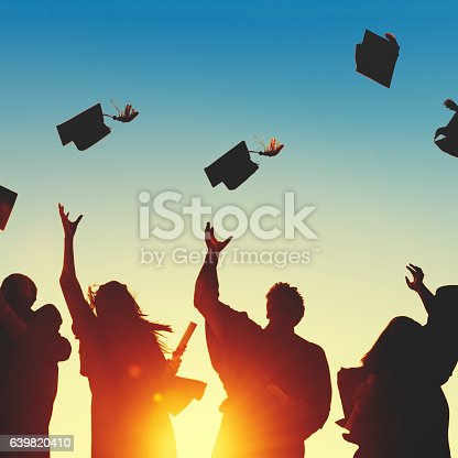 istock Celebration Education Graduation Student Success Learning Concep 639820410