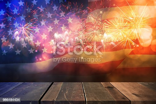 istock Celebration for liberty. 986484434