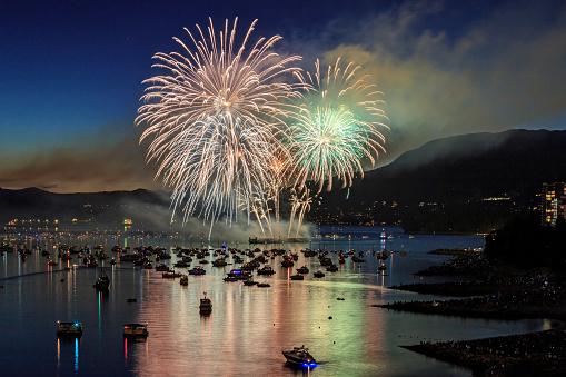 Celebration of Light - Vancouver's International Fireworks Competition 2015, Team Brazil