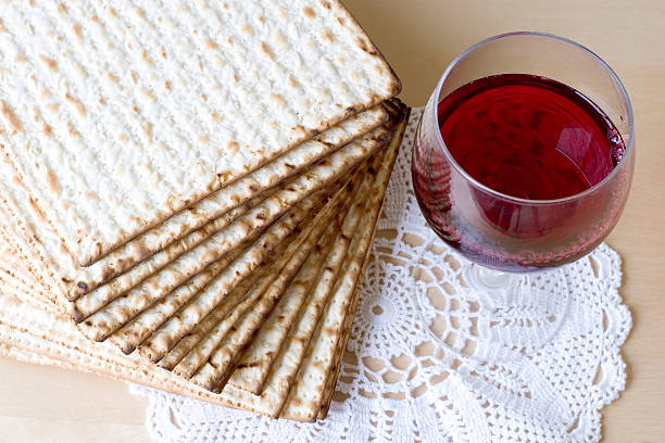 celebration of passover - passover stock photos and pictures