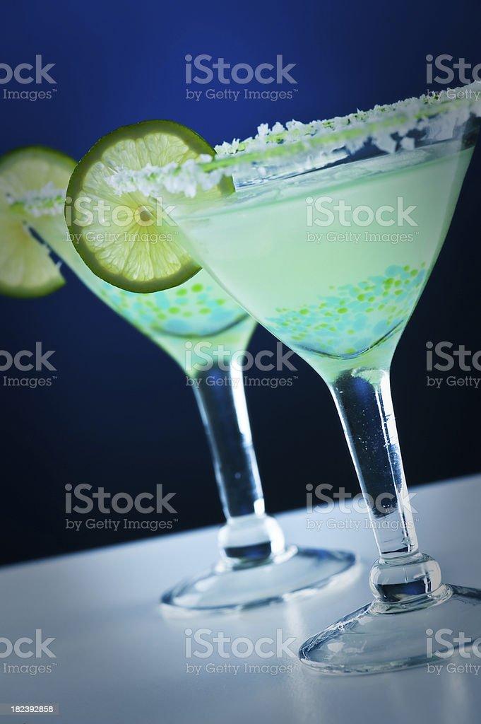 Celebration still life - Margarita royalty-free stock photo