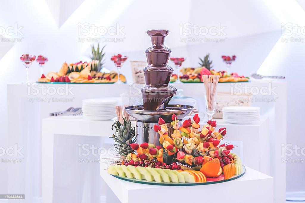 Süße Catering Feier – Foto