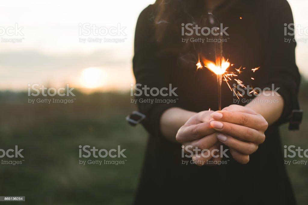 Tiempo de celebración - foto de stock