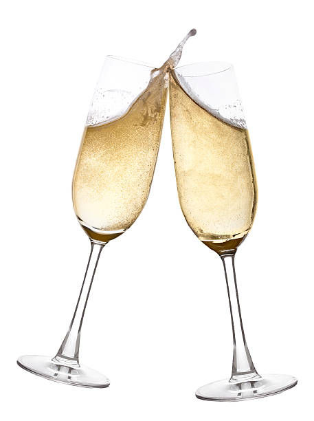 Champagne Glasses Transparent Background