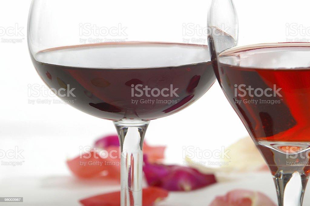 Celebração de vinho foto royalty-free
