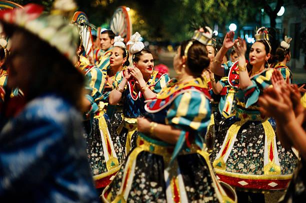 Feiern in Lissabon – Foto