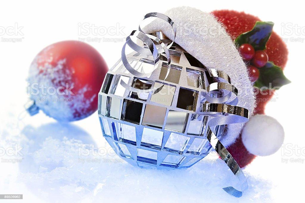 Celebratory christmas mood 免版稅 stock photo
