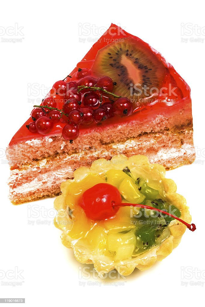 celebratory pie royalty-free stock photo
