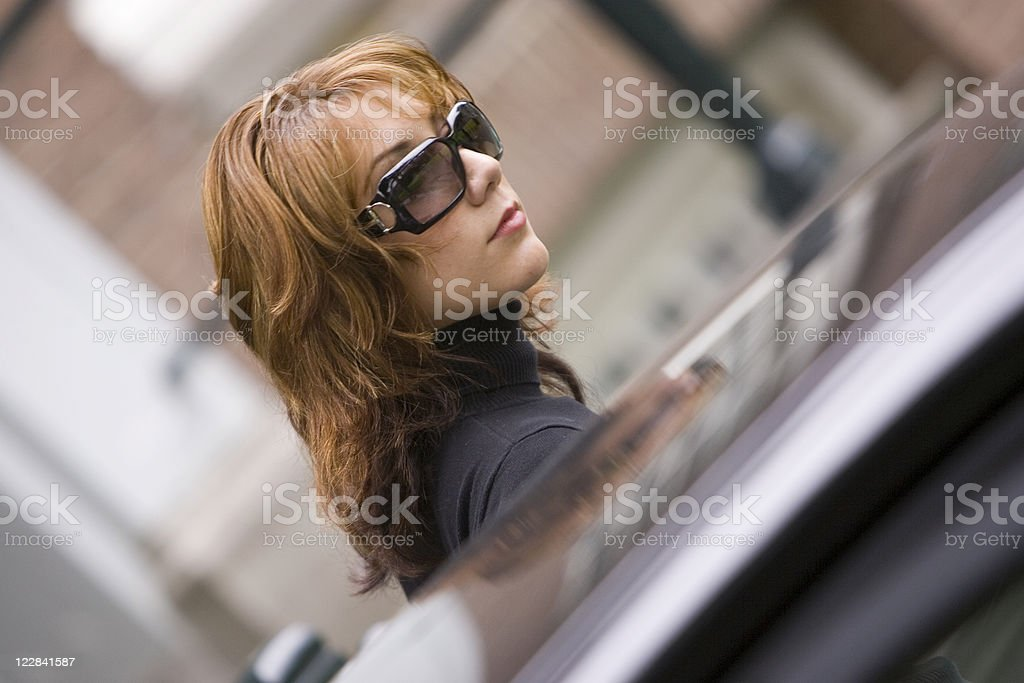 celebrity arrival royalty-free stock photo