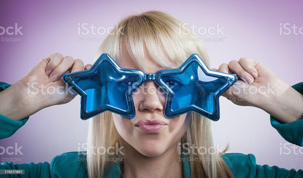 Celebrity practice royalty-free stock photo