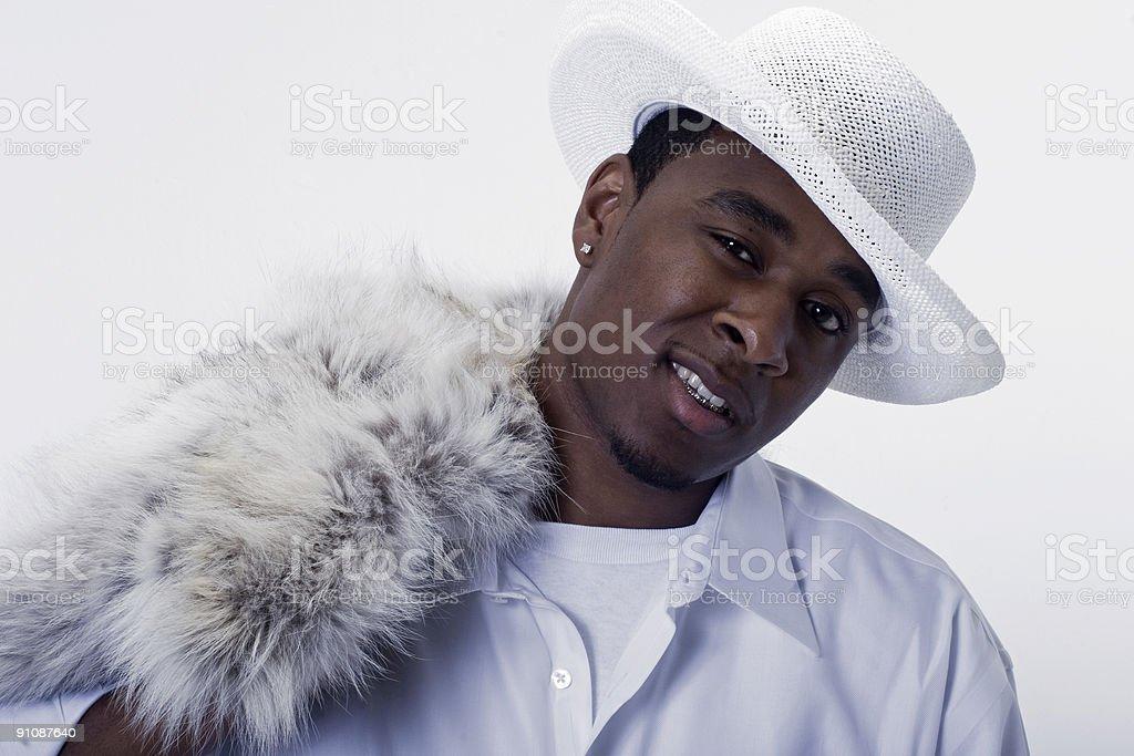 Celebrity Status Series royalty-free stock photo