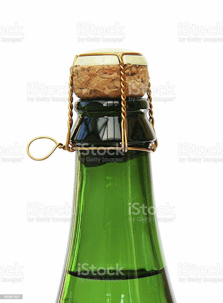 Celerbration Champagne royalty free stockfoto
