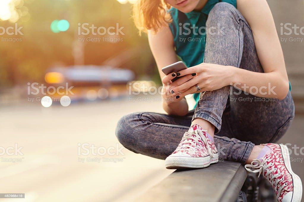 Téléphone portable Cassez - Photo