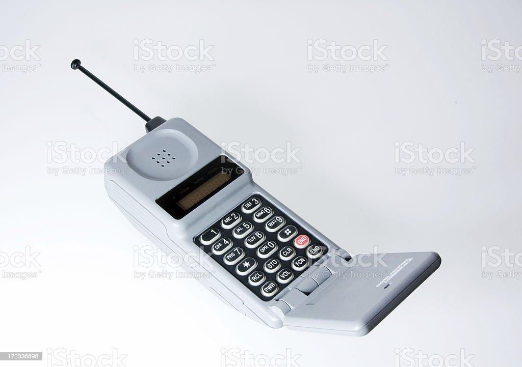 Cell Phone Circa 1995 stock photo