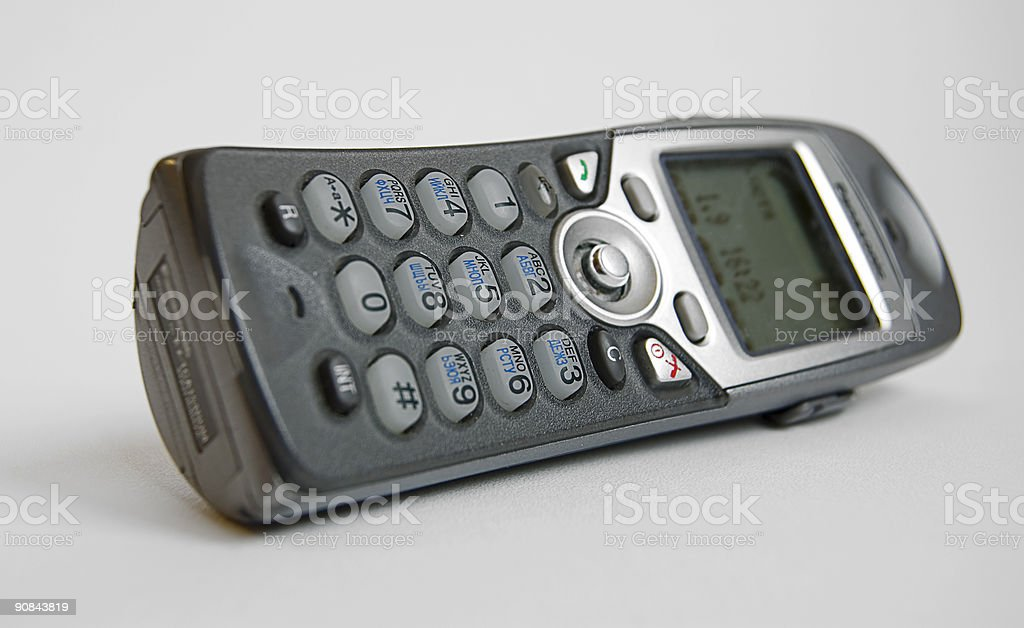 Cell Phones royalty-free stock photo