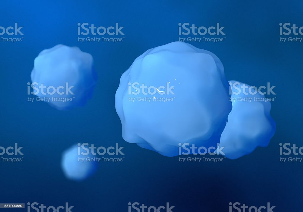 T cell stock photo