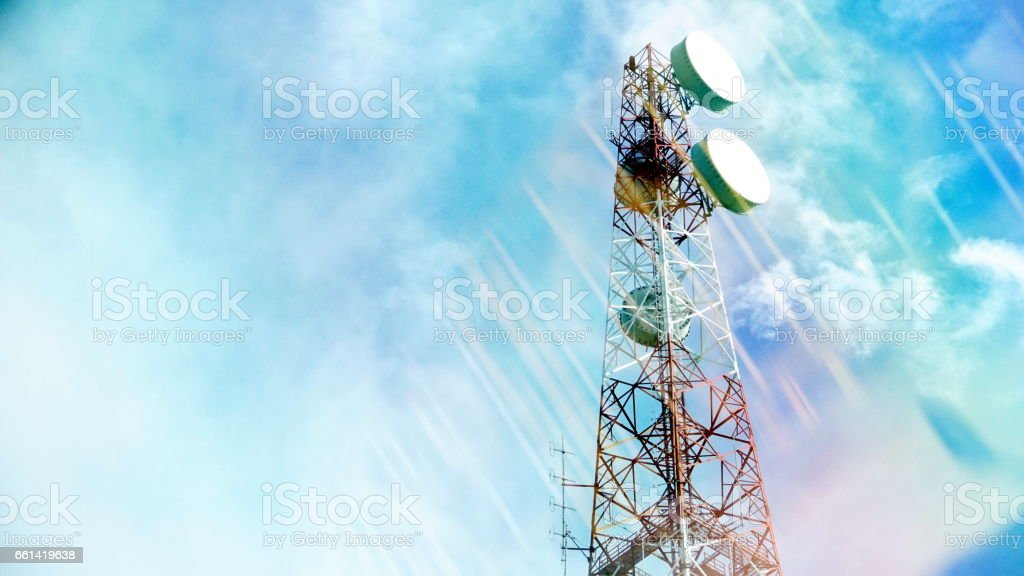 Cell site. - Photo