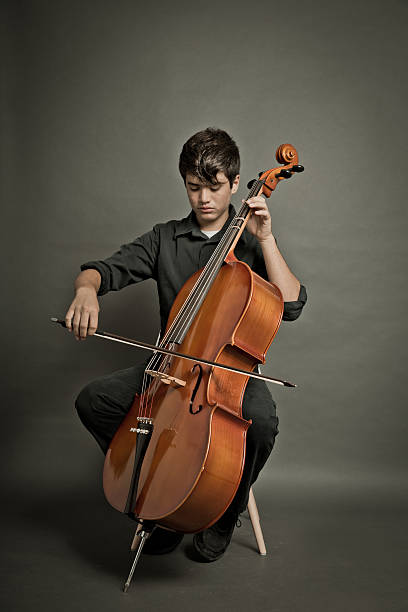 how to play thunderstruck on cello