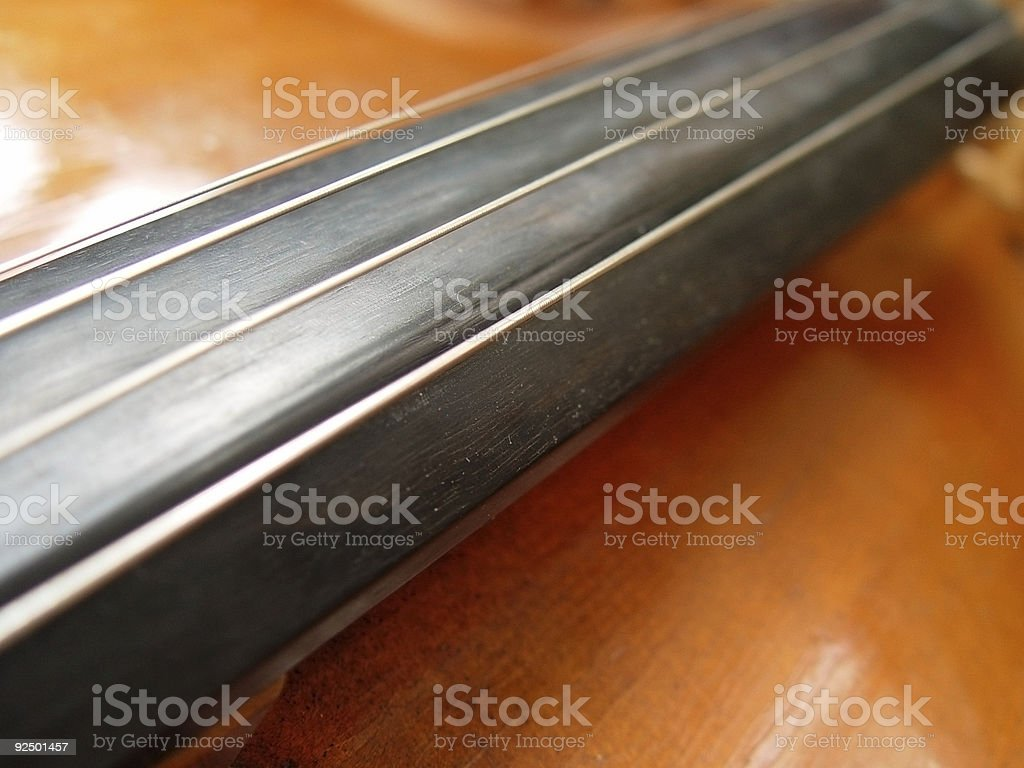 cello fingerboard royalty-free stock photo