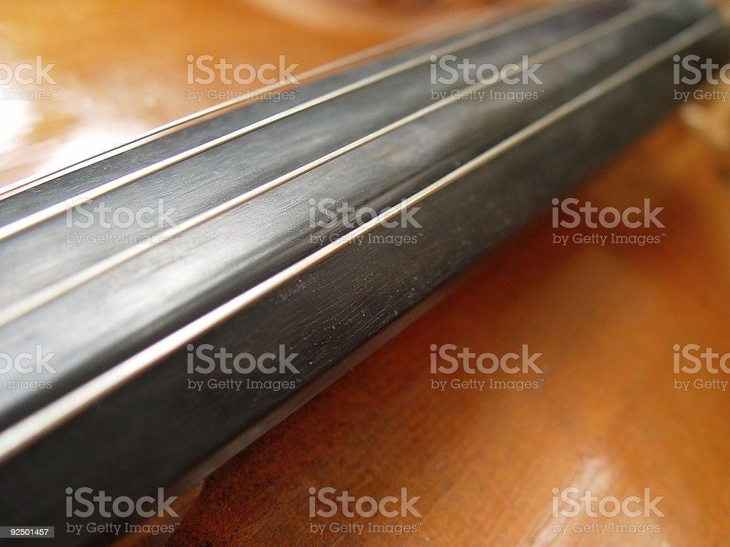 cello fingerboard royalty-free stock photo
