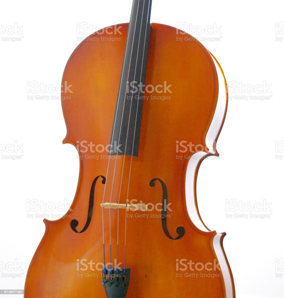 Cello On Background Foto De Stock Y Mas Banco De Imagenes De