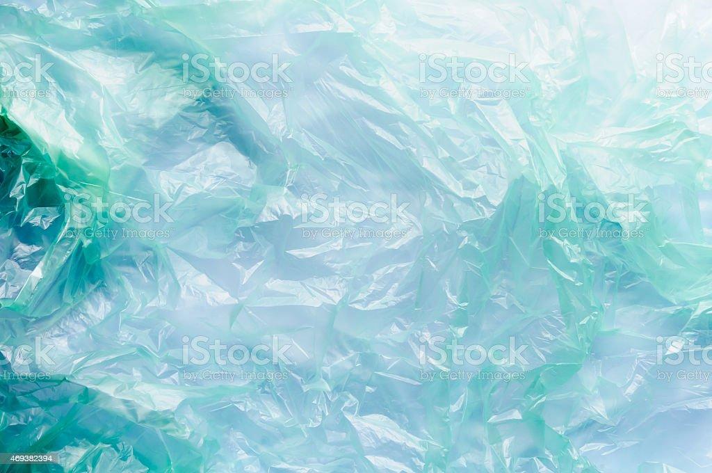 Cellophane texture stock photo