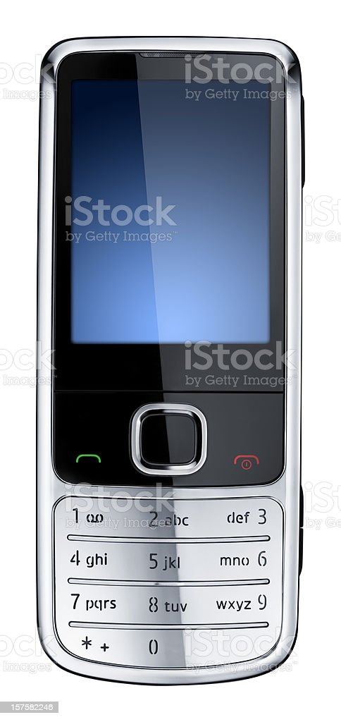 Cellphone (Mobile Phone) royalty-free stock photo