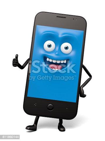 istock Cellphone 611860144
