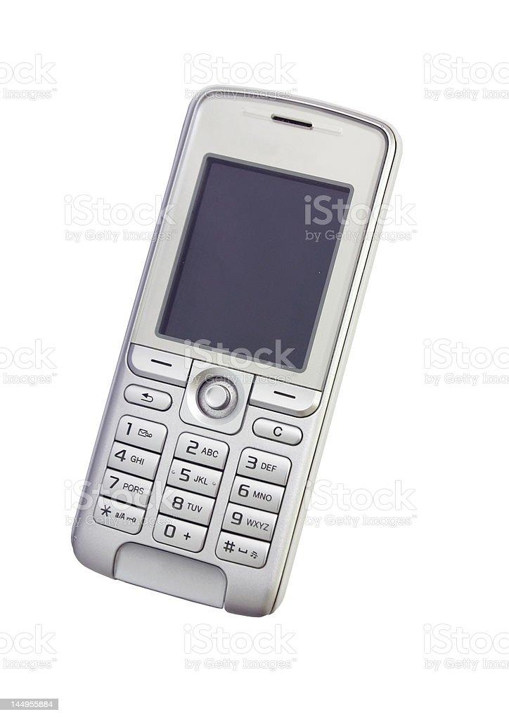 cellular phone royalty-free stock photo